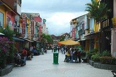 Kuching Street Scene