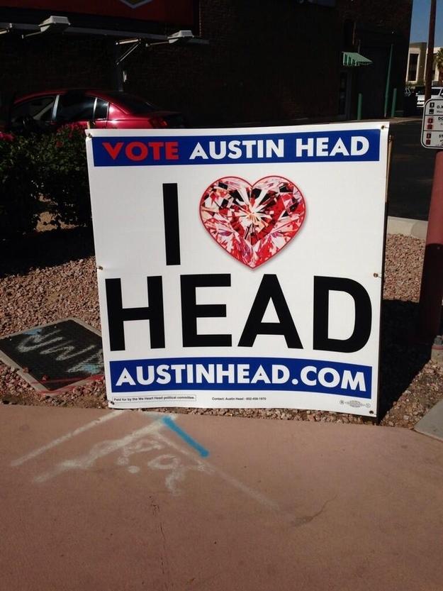 vote head