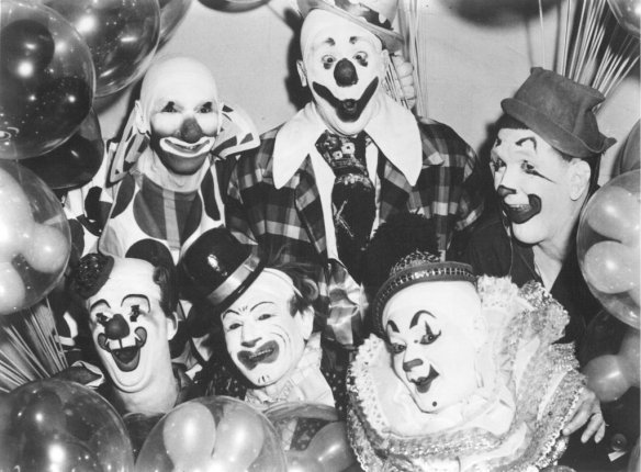 RBBB Clowns jung stevens burnes